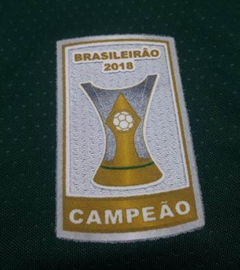 Personalize com Patch Brasileirão 2018